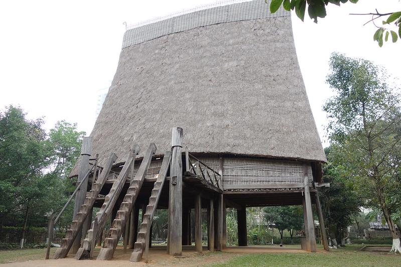 民族学博物館のRông